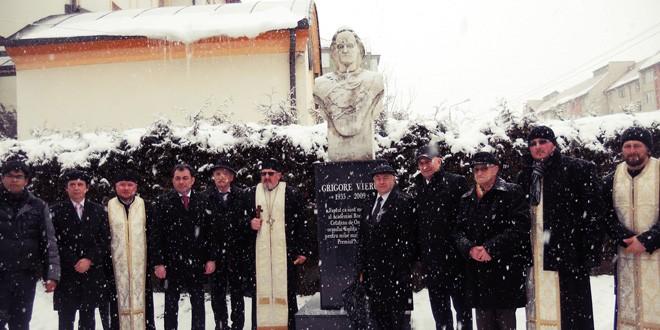 In memoriam: Grigore Vieru, cetăţean de onoare al municipiului Topliţa