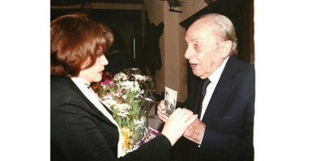 Reîntâlnirea cu George Sbârcea şi scrierile sale