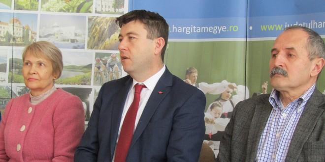 Dr. Konrád Judit – manager interimar al Spitalului Judeţean de Urgenţă din Miercurea Ciuc