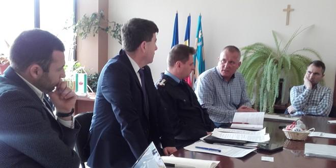 Se solicită sprijinul Guvernului pentru realizarea centrului de instruire a pompierilor