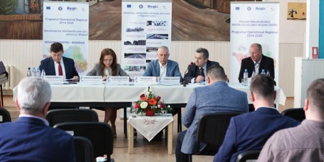 DJ 125, doleanţa consiliului judeţean şi a locuitorilor din Ciucul de Sus, nu se poate realiza din fonduri europene mai repede de 1-2 ani