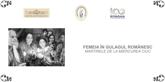 Femeia în Gulagul Românesc. Martirele de la Miercurea Ciuc