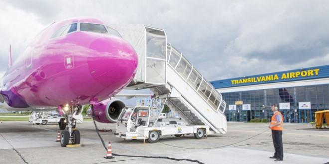 """S-a redeschis Aeroportul """"Transilvania"""" din Târgu Mureş"""