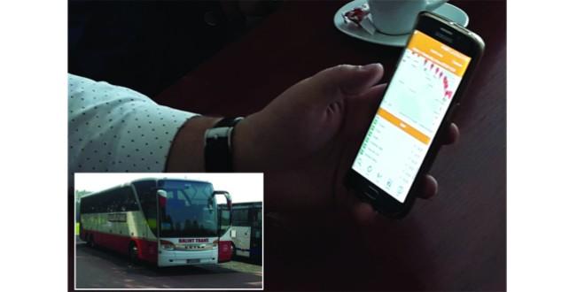 Sistem online de urmărire a autobuzelor implementat de Consiliul Judeţean Harghita