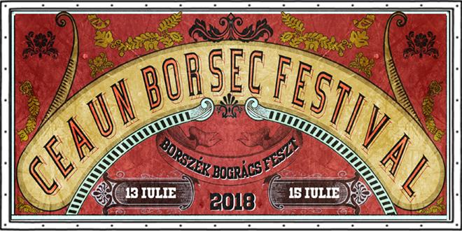 Prima ediţie a Ceaun Borsec Festival vă aşteaptă cu masa şi casa pusă!