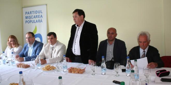 Partidul Mişcarea Populară – Filiala Harghita are o nouă conducere