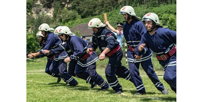 Etapa judeţeană a Concursurilor Profesionale ale Serviciilor Voluntare pentru Situaţii de Urgenţă