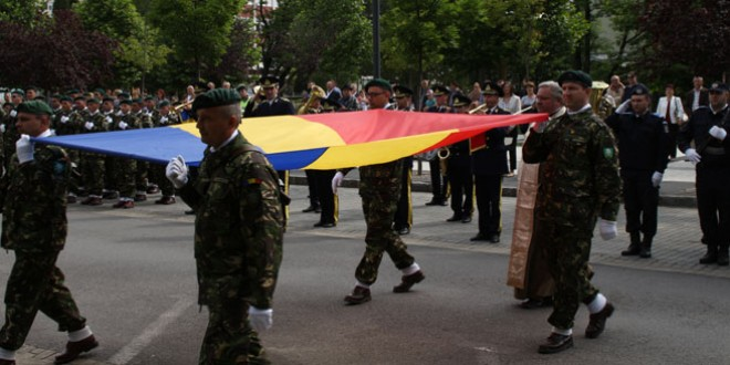 """""""Tricolorul nostru are puterea de a ne uni pe toţi, în numele idealurilor şi valorilor"""""""