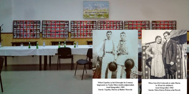 Ziua Costumului Popular şi expoziţie de fotografii vechi la Voşlăbeni