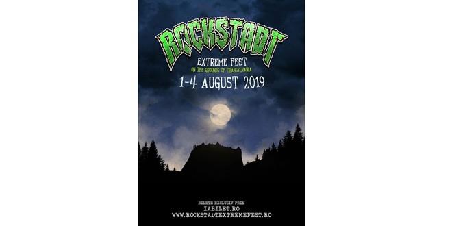 Folk-metal scandinav la Rockstadt Extreme Fest 2019