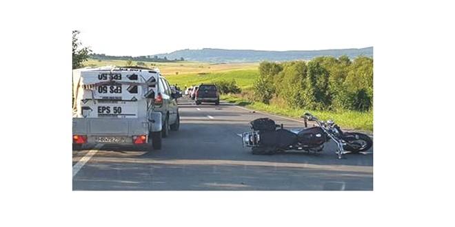 Motociclişti răniţi grav