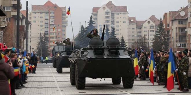 Sărbătorirea Zilei Naţionale a României