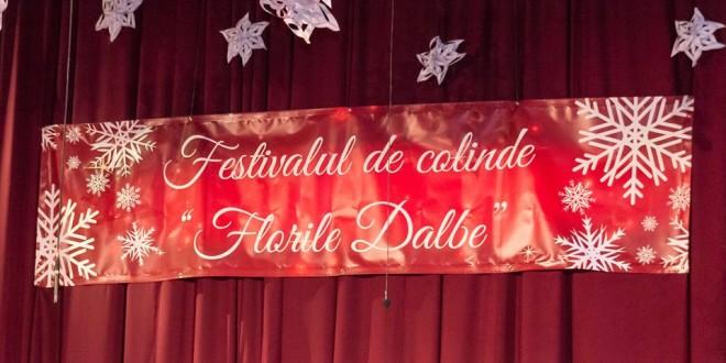 """Festivalul de Colinde """"Florile Dalbe"""""""