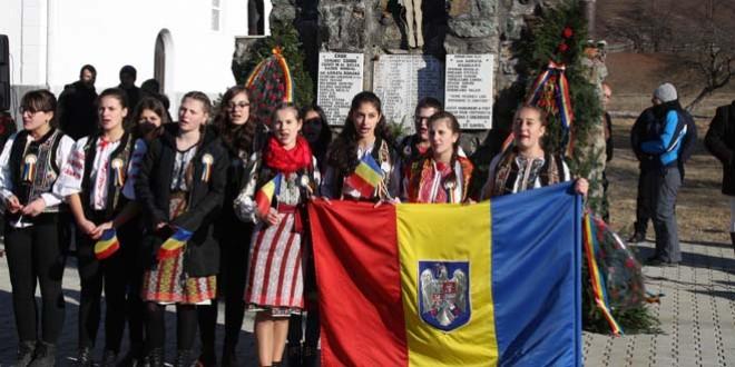 Ziua Naţională a fost sărbătorită şi în comunele de pe Valea Bistricioarei