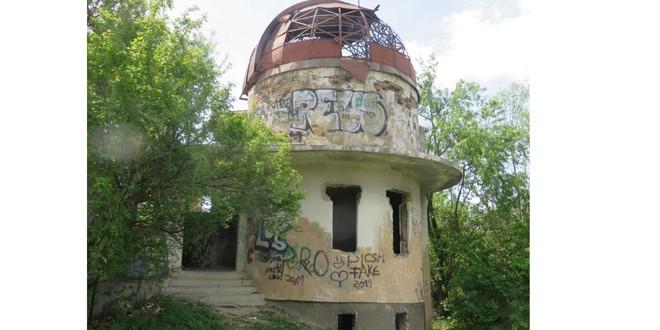 Peste un milion de euro din fonduri Regio pentru refuncţionalizarea parcului şi clădirii Observatorului Astronomic Odorheiu Secuiesc