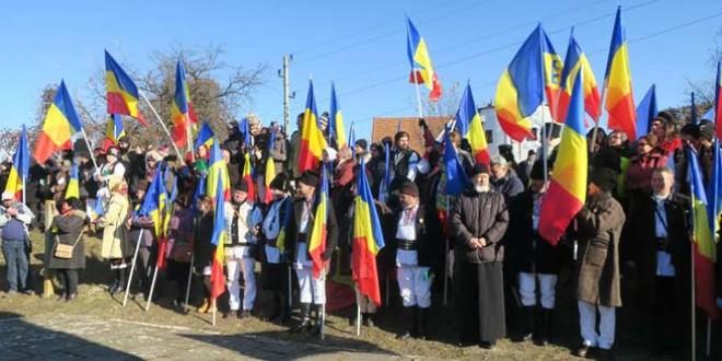 Ziua Naţională a României, sărbătorită la Odorheiu Secuiesc