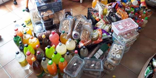 Aproximativ 170 kg de produse alimentare cu probleme, confiscate de la două puncte de lucru din Miercurea Ciuc ale unei unităţi economice