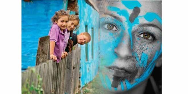 """Expoziţia fotografică """"Contrast"""" a lui Kuti Zoltán Hermann, la Miercurea Ciuc"""