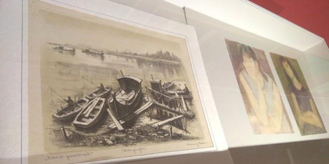 """Artişti harghiteni în expoziţia """"Văzând istoria (1947-2007)"""""""