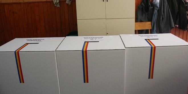 Vot covârşitor acordat UDMR la alegerile europarlamentare în Harghita, potrivit numărătorii paralele a Partidului Social Democrat