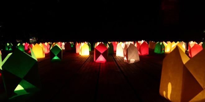 Festivalul Luminii la Miercurea Ciuc