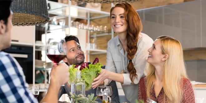 Top 5 idei pentru a primi musafirii în cele mai bune condiţii