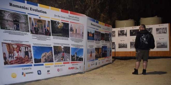 Fotografii din Arhiva AGERPRES, ce prezintă istoria României, expuse, în premieră, în Salina Praid