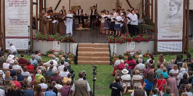 """""""Vizita lui Daniel Speer la Joannes Kájoni"""" – un concert de excepţie în deschiderea Festivalului de Muzică Veche de la Miercurea Ciuc"""