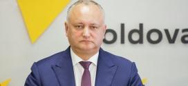 Republica Moldova aniversează 28 de ani de la declararea independenţei, în timp ce Igor Dodon evocă 660 de ani de statalitate