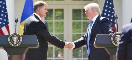 Preşedintele României, Klaus Iohannis, efectuează, astăzi, o vizită în Statele Unite, având programată o întâlnire de o oră şi jumătate cu omologul său american, Donald Trump, la Casa Washington