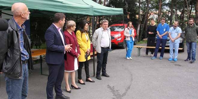 Patru noi locuinţe pentru medicii din Miercurea Ciuc