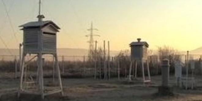 Ger în Harghita: minus 23 de grade Celsius la Miercurea Ciuc