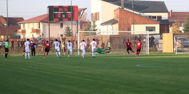 FC Miercurea Ciuc – Rapid 1-0 (0-0)