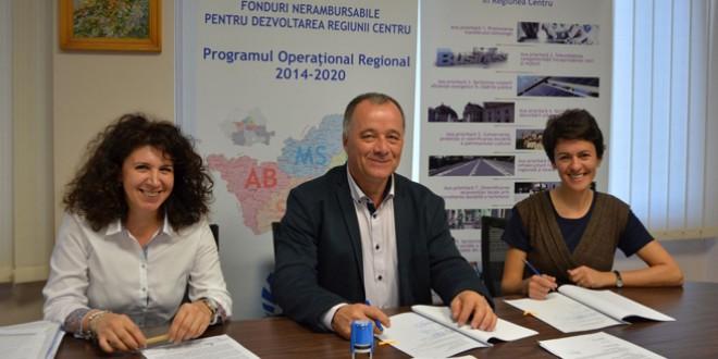 În comuna Remetea: Fondurile europene Regio asigură modernizarea şcolilor gimnaziale