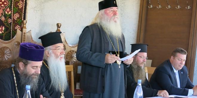 Simpozion aniversar la Mănăstirea românilor de pretutindeni