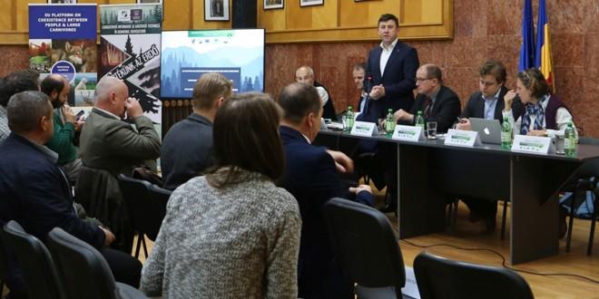 """Borboly Csaba: """"Dacă cineva trebuia să demisioneze sau trebuia să fie demis, eu cred că sunt reprezentanţii şi factorii de răspundere din Ministerul Mediului"""""""