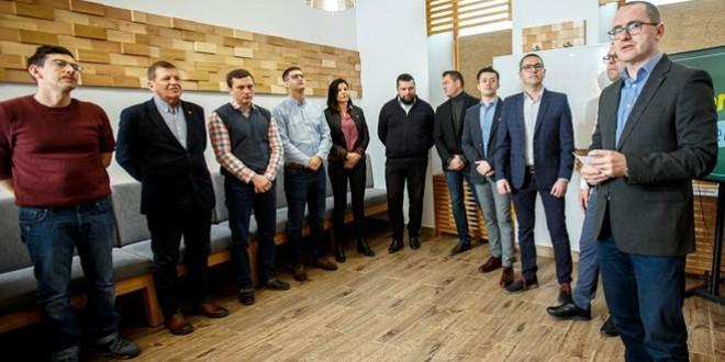 Korodi Attila şi-a prezentat echipa pentru Consiliul Local Miercurea Ciuc