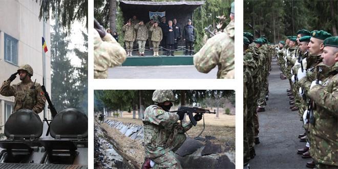 Batalionul 24 Vânători de Munte a împlinit 80 de ani de activitate