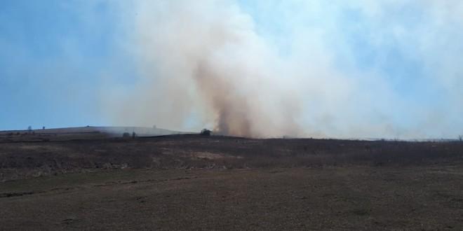 Consiliul Județean Harghita își pune dronele la dispoziție pentru depistarea zonelor incendiate și a persoanelor care dau foc vegetației uscate