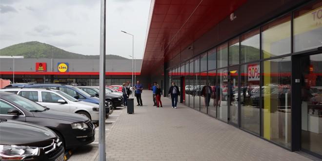 Se deschid cele trei centre comerciale din Miercurea Ciuc