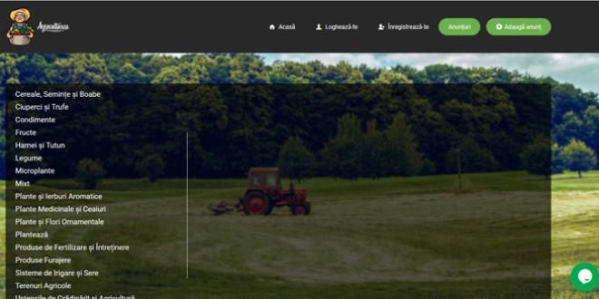 Agroculturae.ro – o platformă on-line utilă agricultorilor