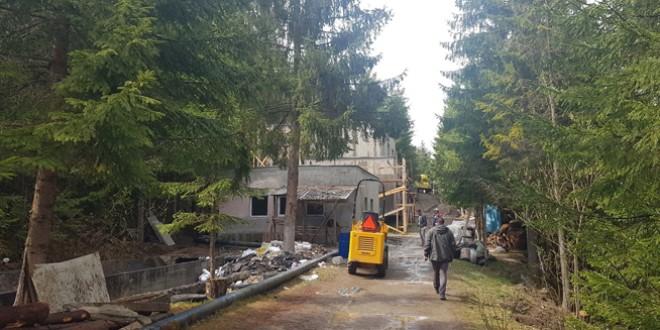 În contextul actualei epidemii, în Bălan lucrările de investiţii ale autorităţii publice locale au fost întârziate, dar nu afectate major