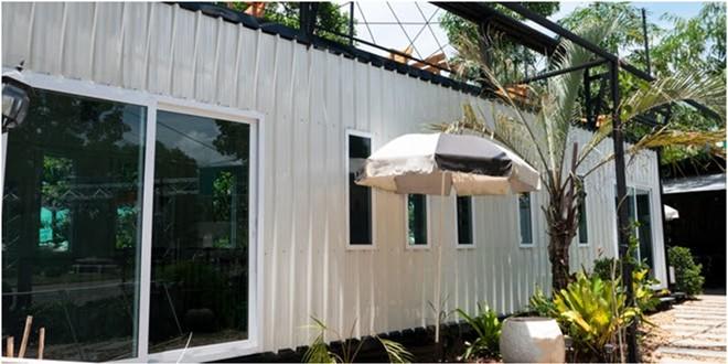 Cum să creezi confortul optim într-un container de locuit