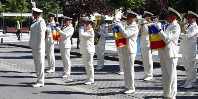 Ziua Imnului Național al României, marcată și la Miercurea Ciuc