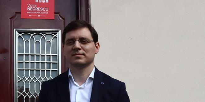 Victor Negrescu a fost ales vicepreședinte al Comisiei pentru Educaţie și Cultură din Parlamentul European
