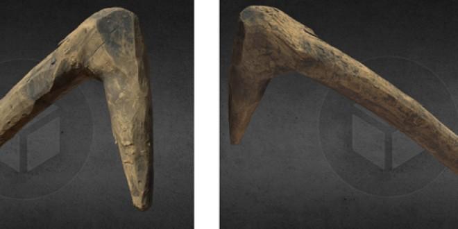 Obiecte de patrimoniu din colecţia Muzeului Naţional al Carpaţilor Răsăriteni disponibile şi online, în format 3D