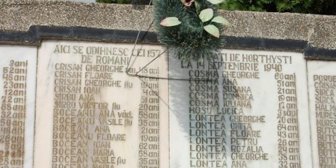 <h5><i>Români şi unguri în Transilvania, înainte şi după Trianon (22)</i></h5> Până în anii '70 comuniştii au ascuns sub hlamida internaţionalismului socialist atrocităţile maghiare din Transilvania de Nord-Est