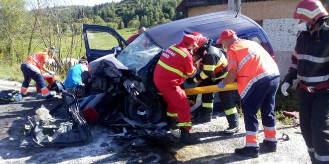 <h5><i>Chiar dacă mai bine de două luni au fost restricţii de circulaţie</i></h5> În Harghita, numărul accidentelor rutiere în primele 6 luni nu a scăzut cu mult faţă de aceeași perioadă a anului trecut