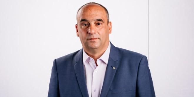 Bodor Attila, viceprimar al municipiului Toplița