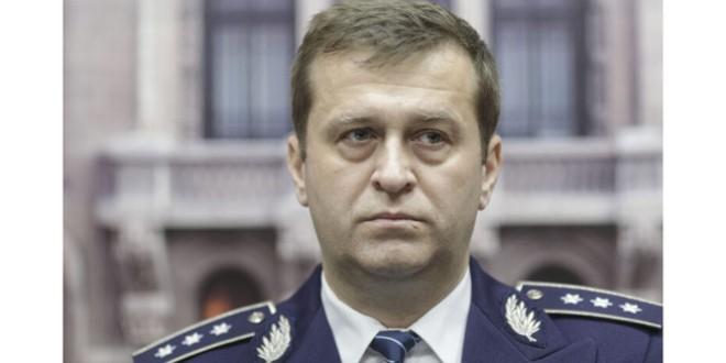 Unul din cei mai reputați polițiști din țară – detașat în Harghita